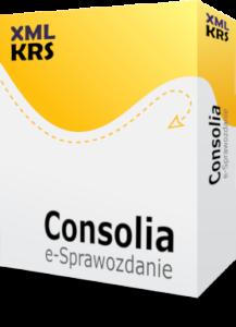 darmowy czytnik program Consolia e-Sprawozdanie XML do KRS